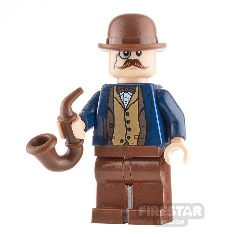 Custom Minifigure Watson