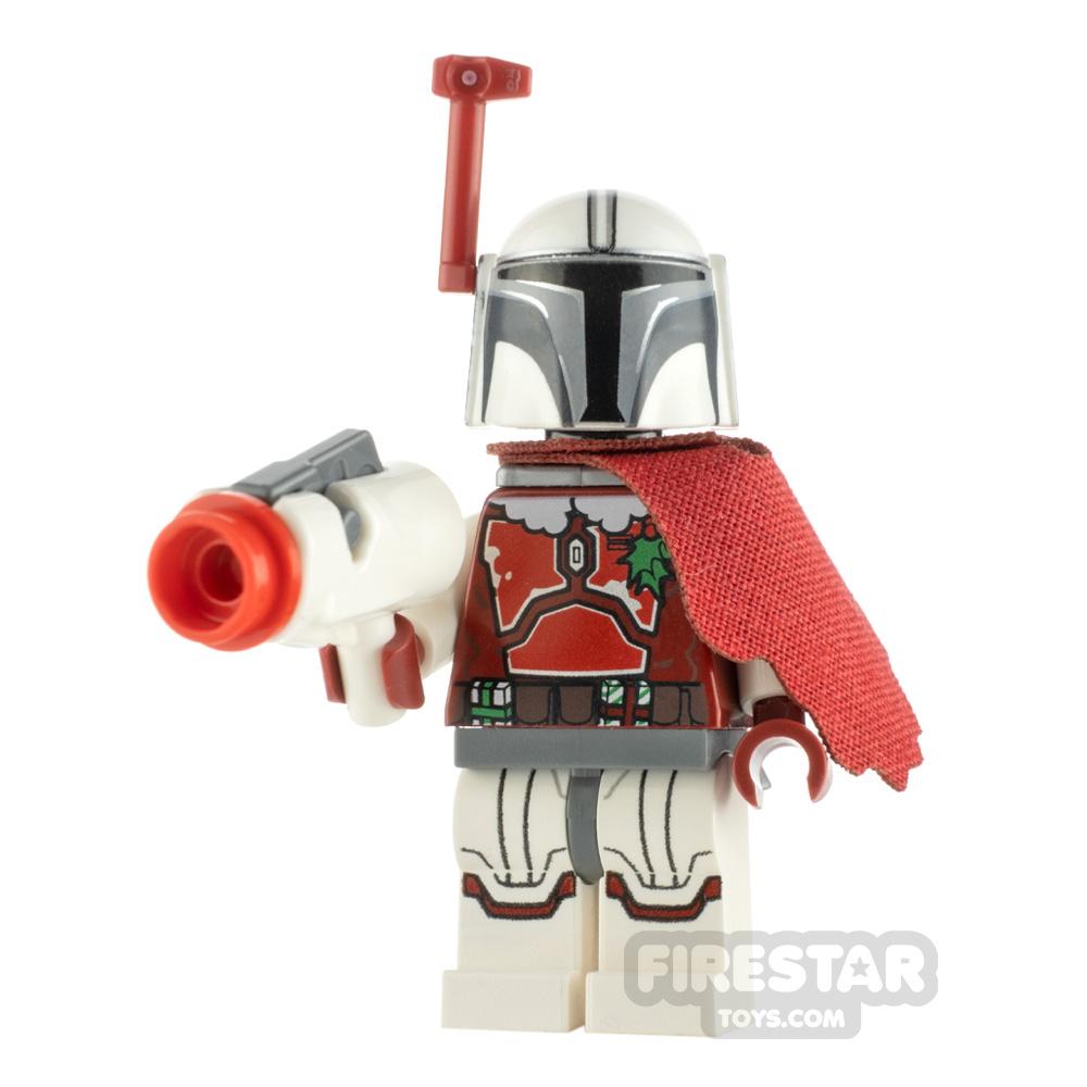 Custom Minifigure SW Snowba Fett