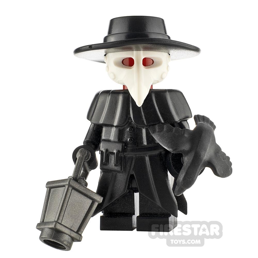 Custom Minifigure Plague Doctor
