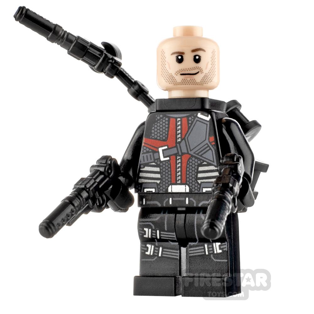 Custom Minifigure SW Sharpshooting Mercenary