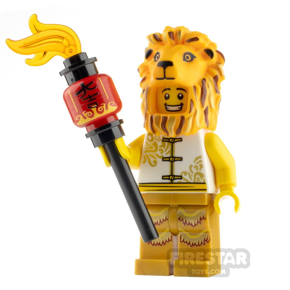 Custom Minifigure Lion Dancer