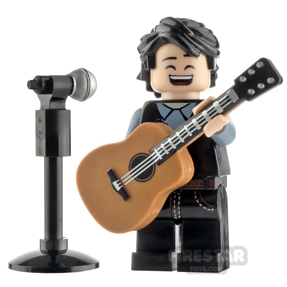Custom Minifigure Shawn Mendes