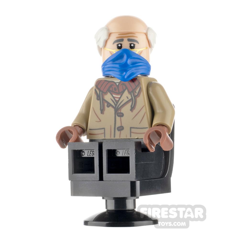 Custom Minifigure Inauguration Bernie