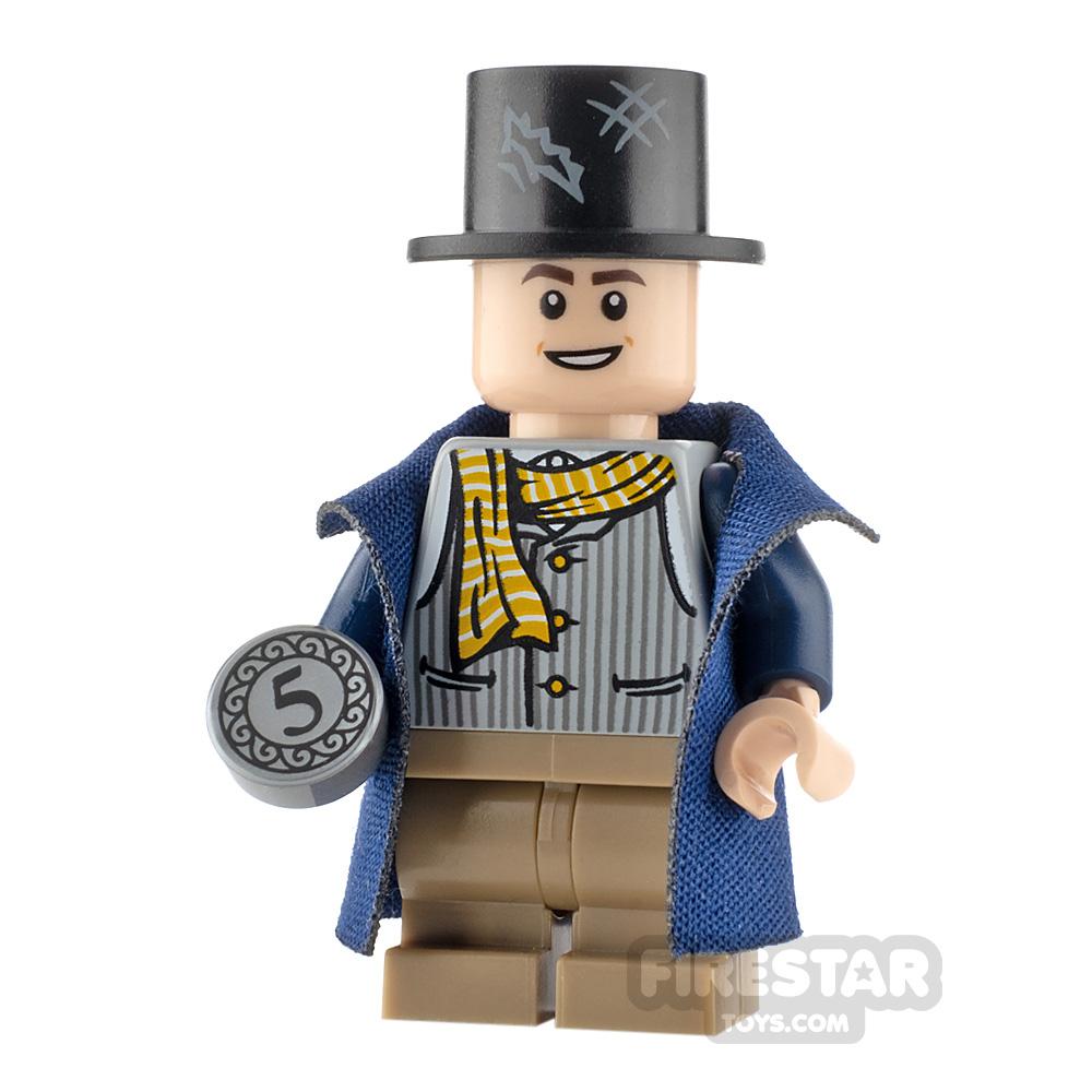 Custom Minifigure Oliver Twist The Artful Dodger