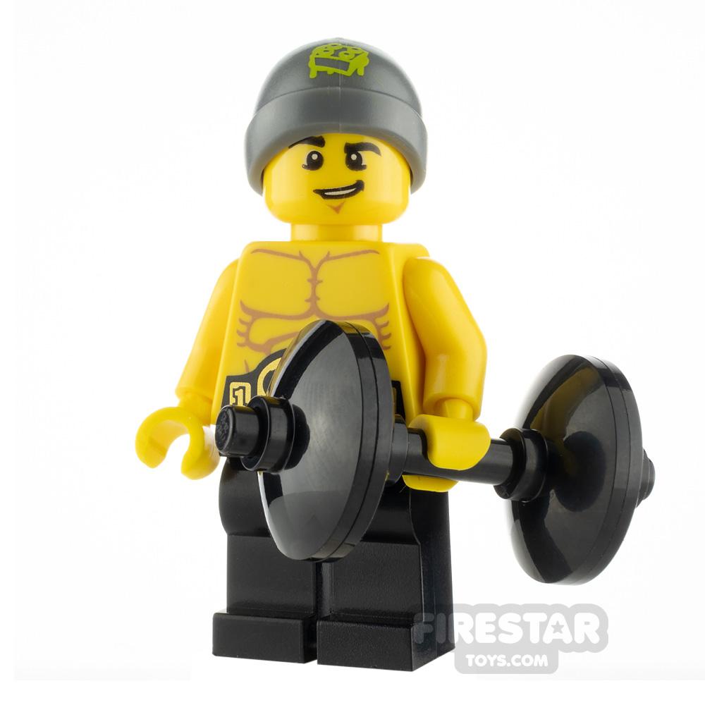Custom Minifigure Body Builder