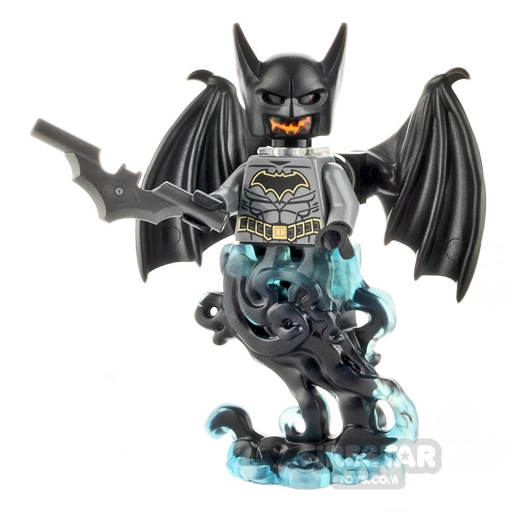 Custom Minifigure The Dark Knightmare