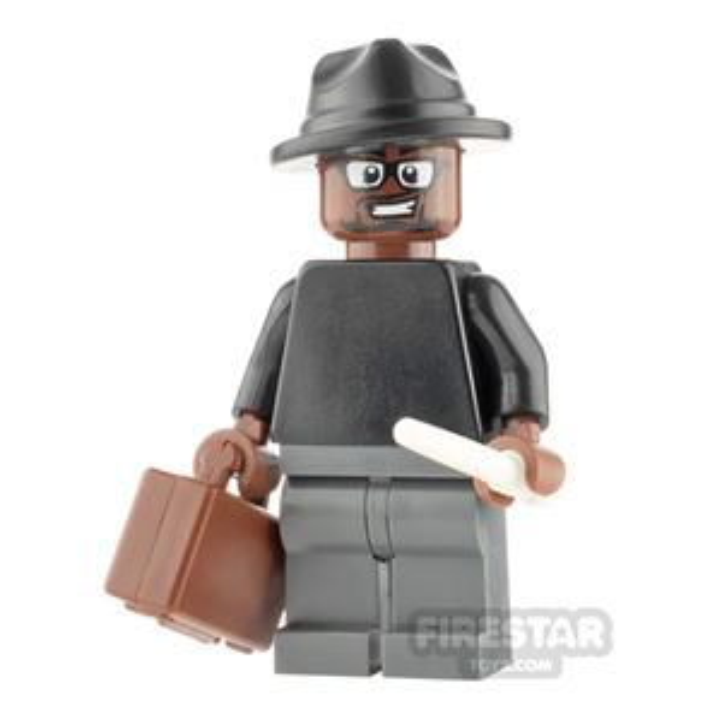 Custom Minifigure Soul Joe Gardner