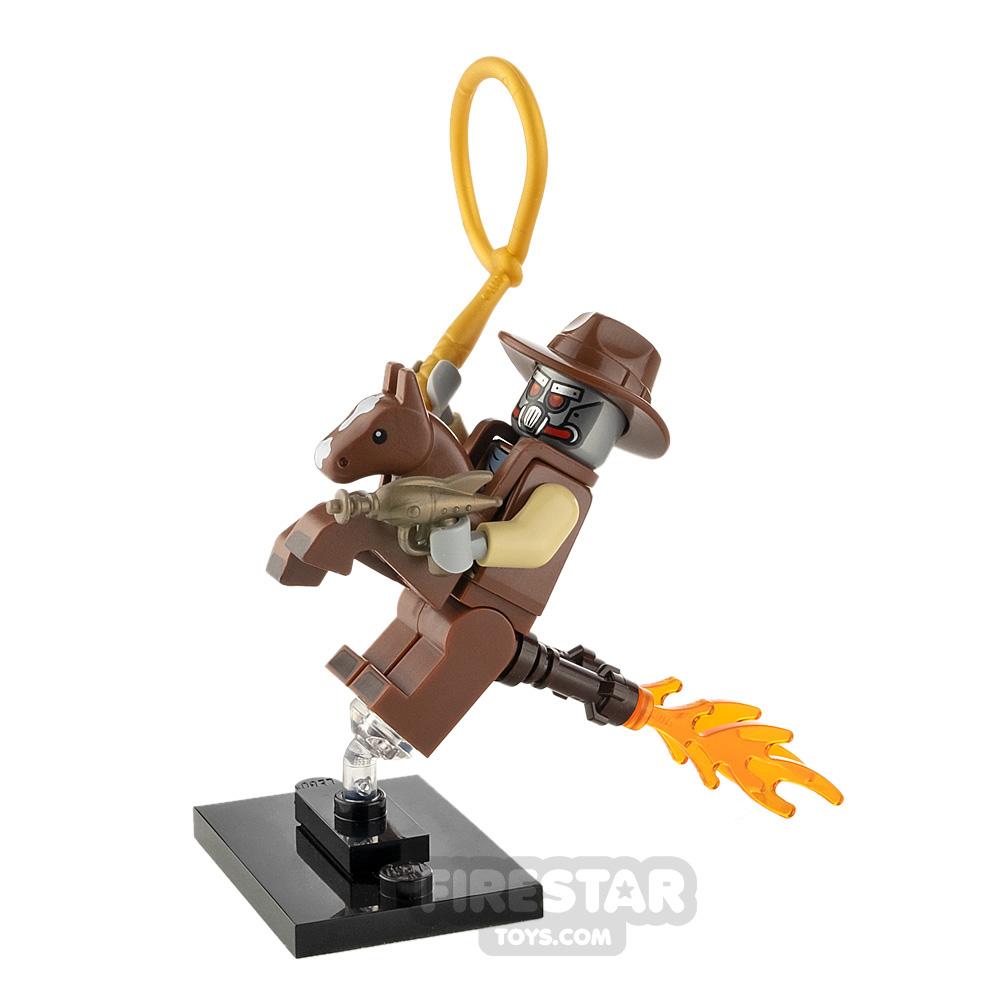 Custom Minifigure Space Cowboy