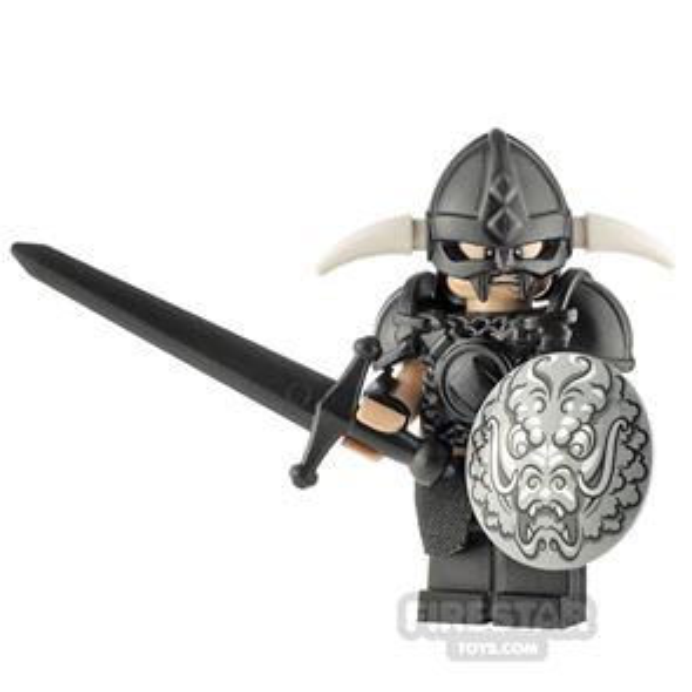 Custom Minifigure Skyrim Dragonborn