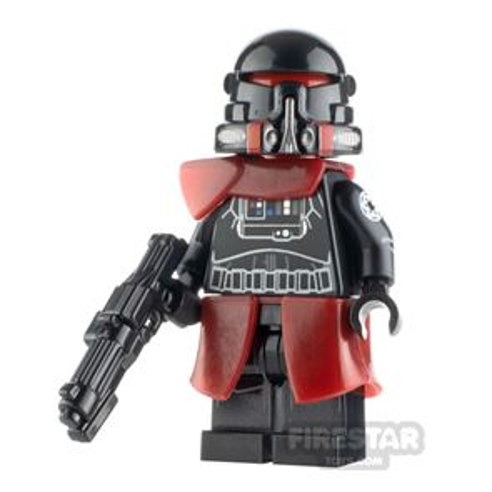 Custom Minifigure SW Purge Trooper Captain