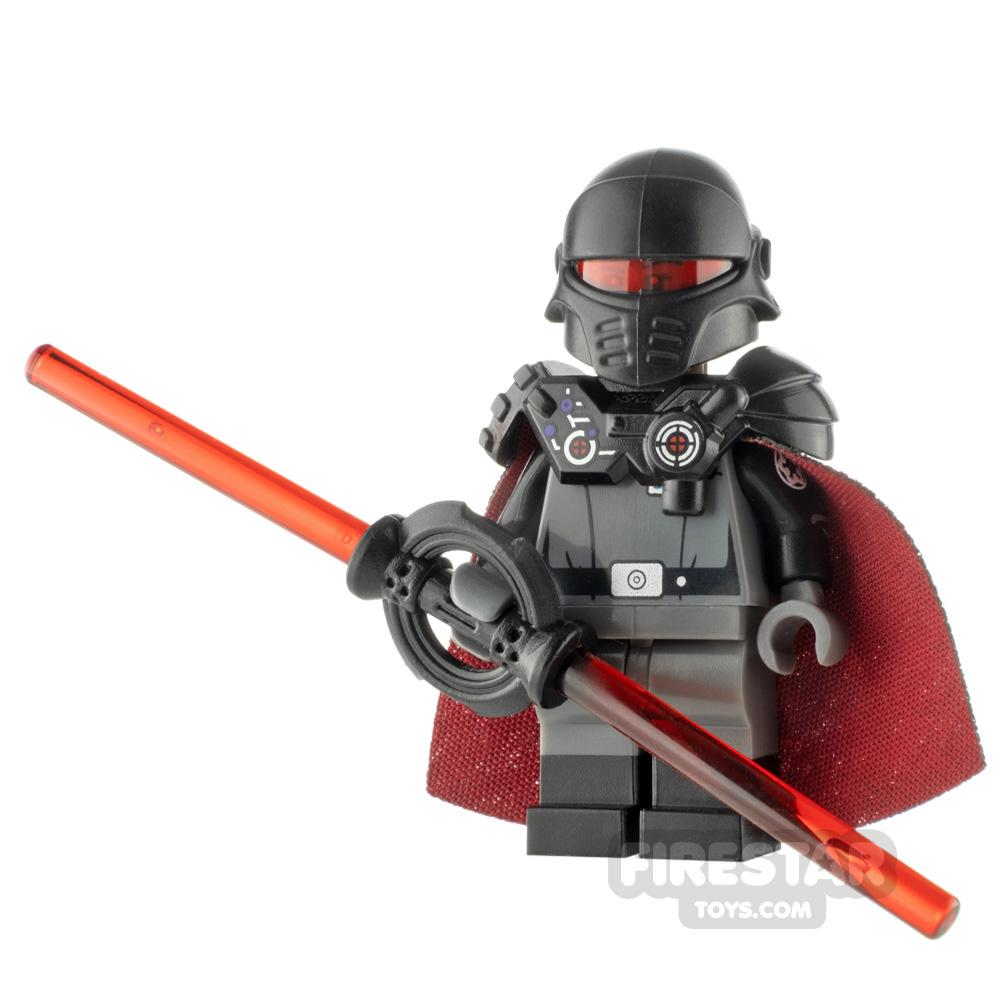 Custom Minifigure SW Inquisitor Second Sister