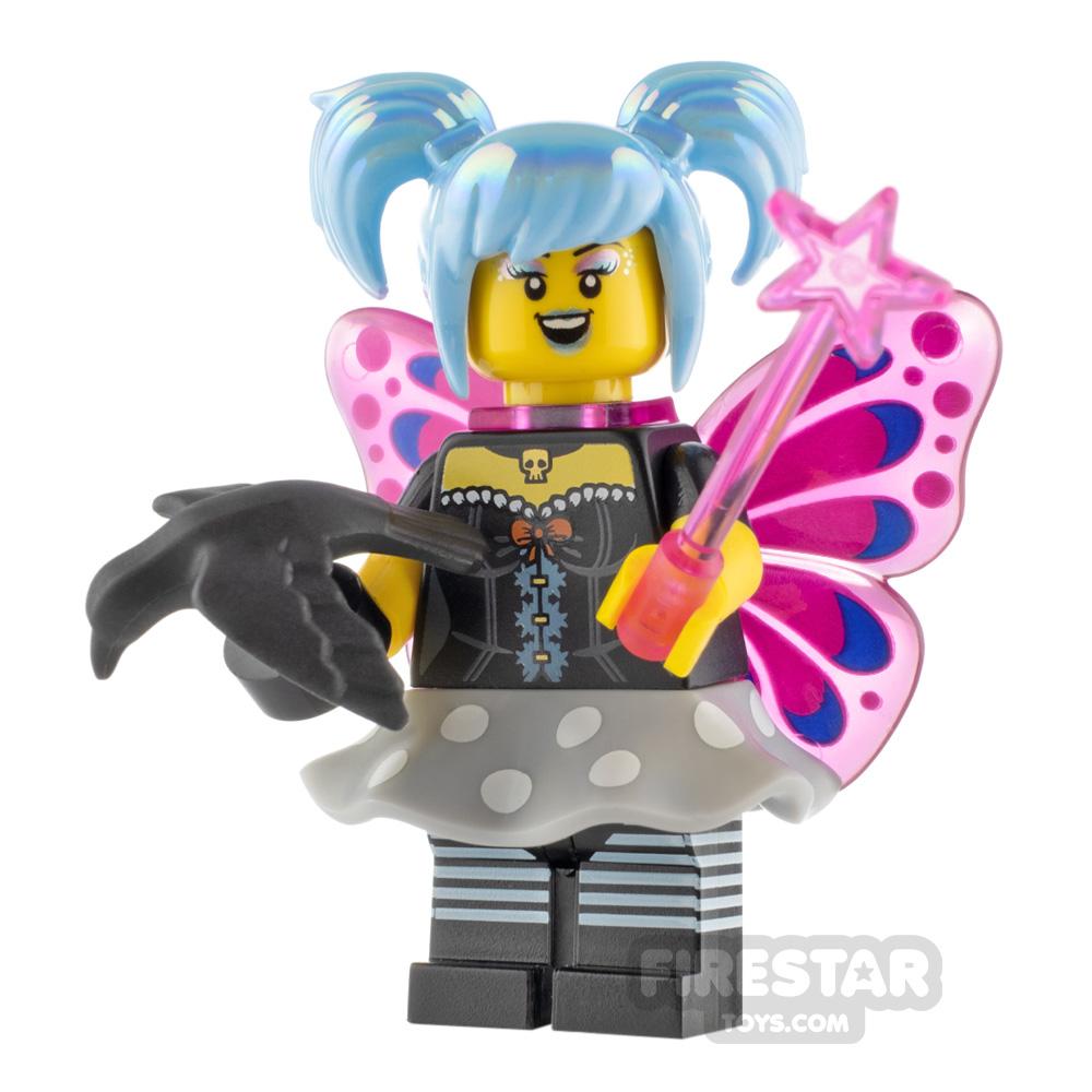 Custom Minifigure Dark Fairy