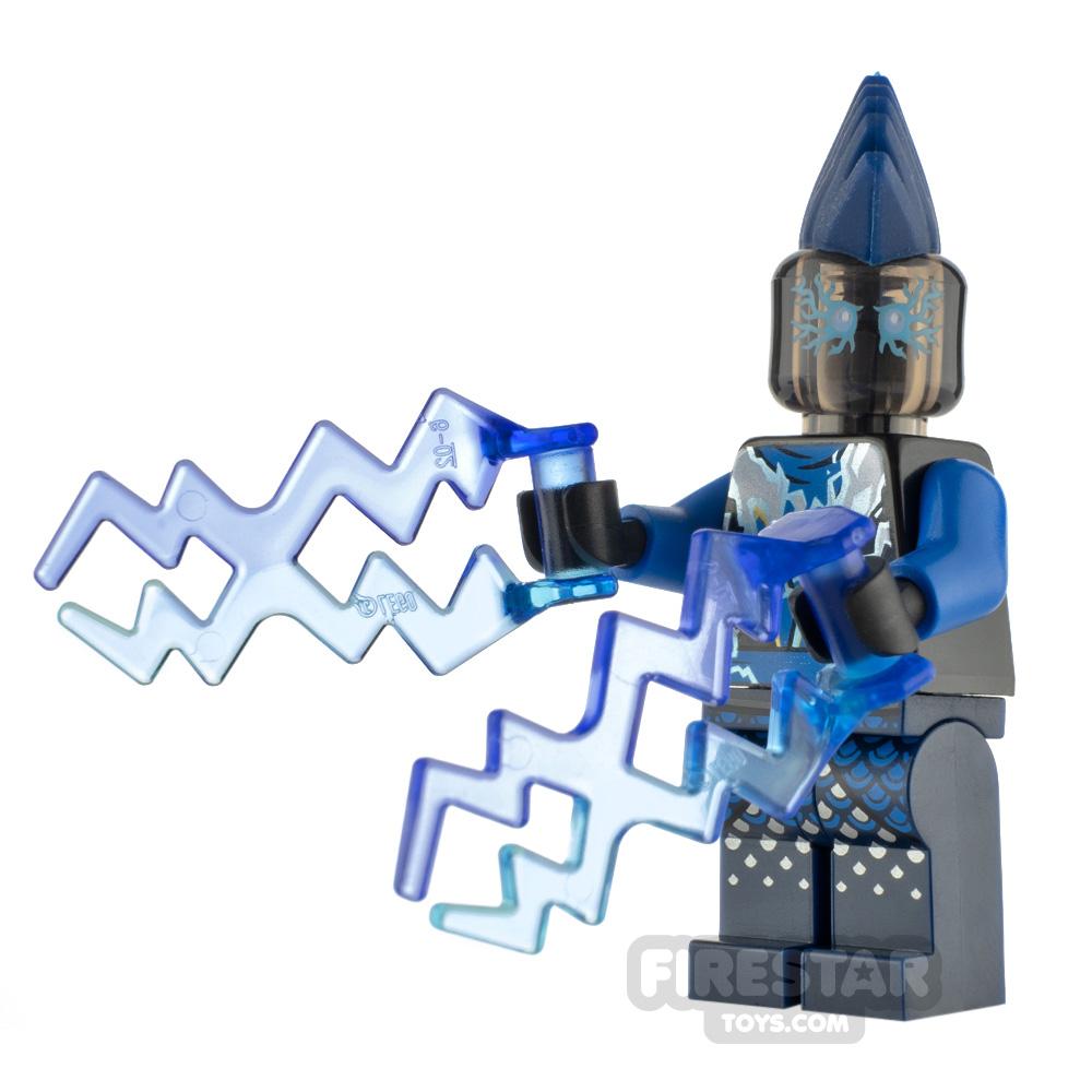 Custom Minifigure Lightning Mage
