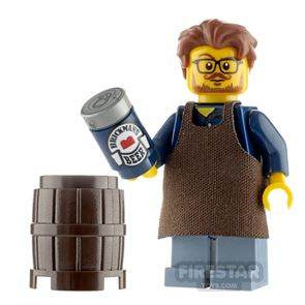 Custom Minifigure Brewer
