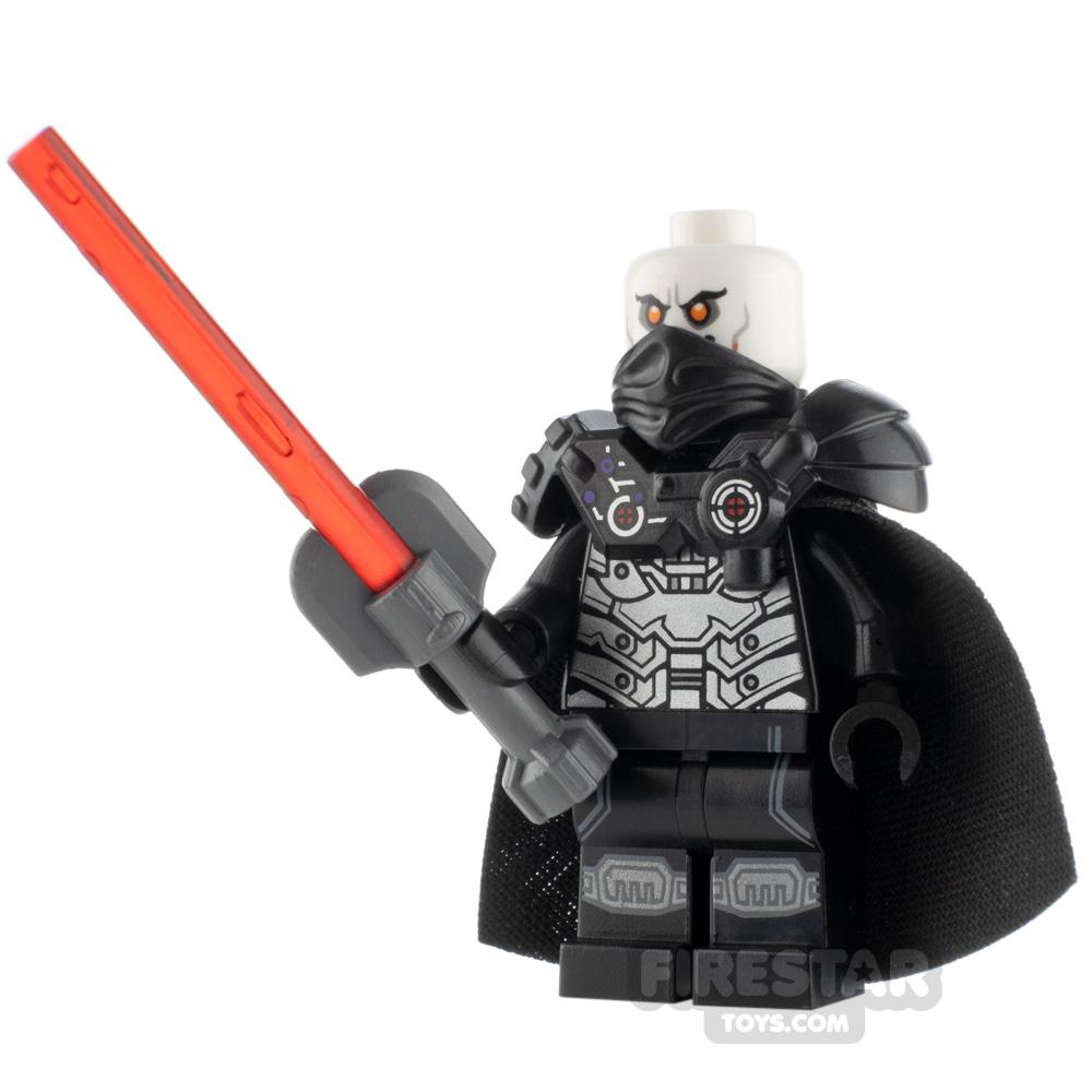 Custom Minifigure SW Dark Warrior