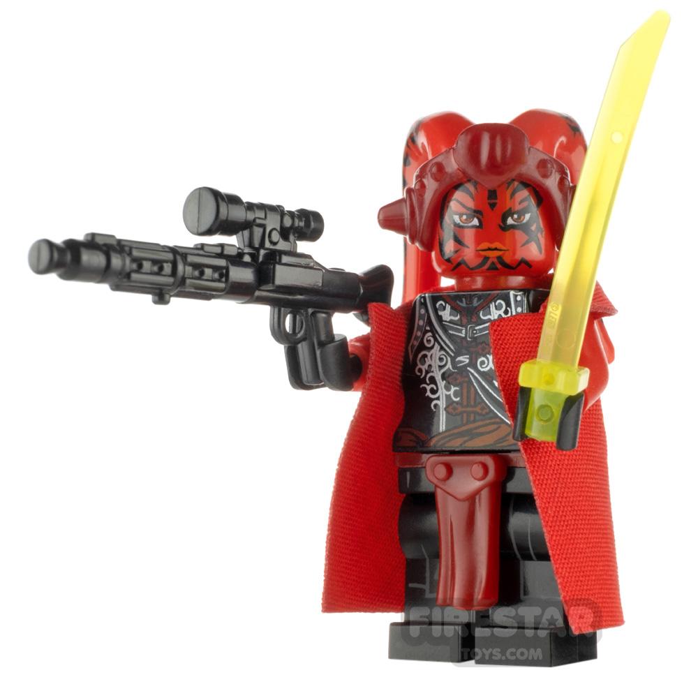 Custom Minifigure SW Dark Assassin