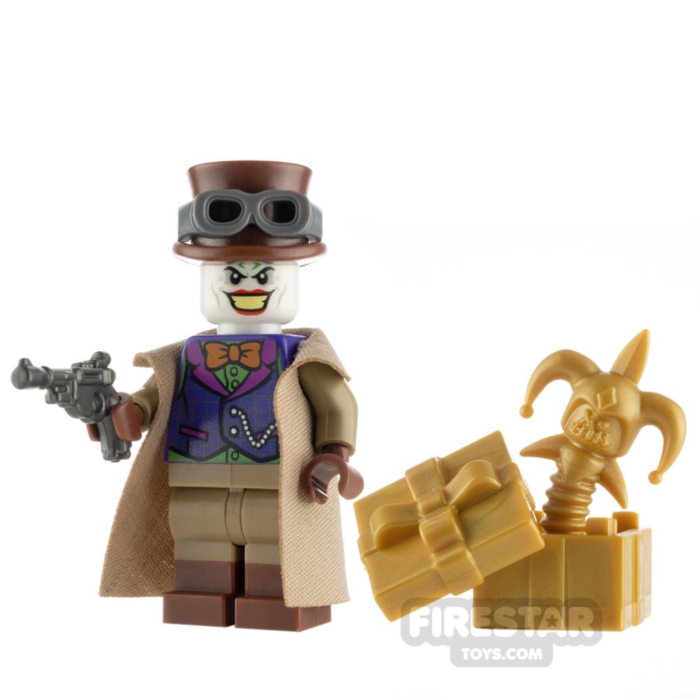 Custom Minifigure SH Steampunk Joker
