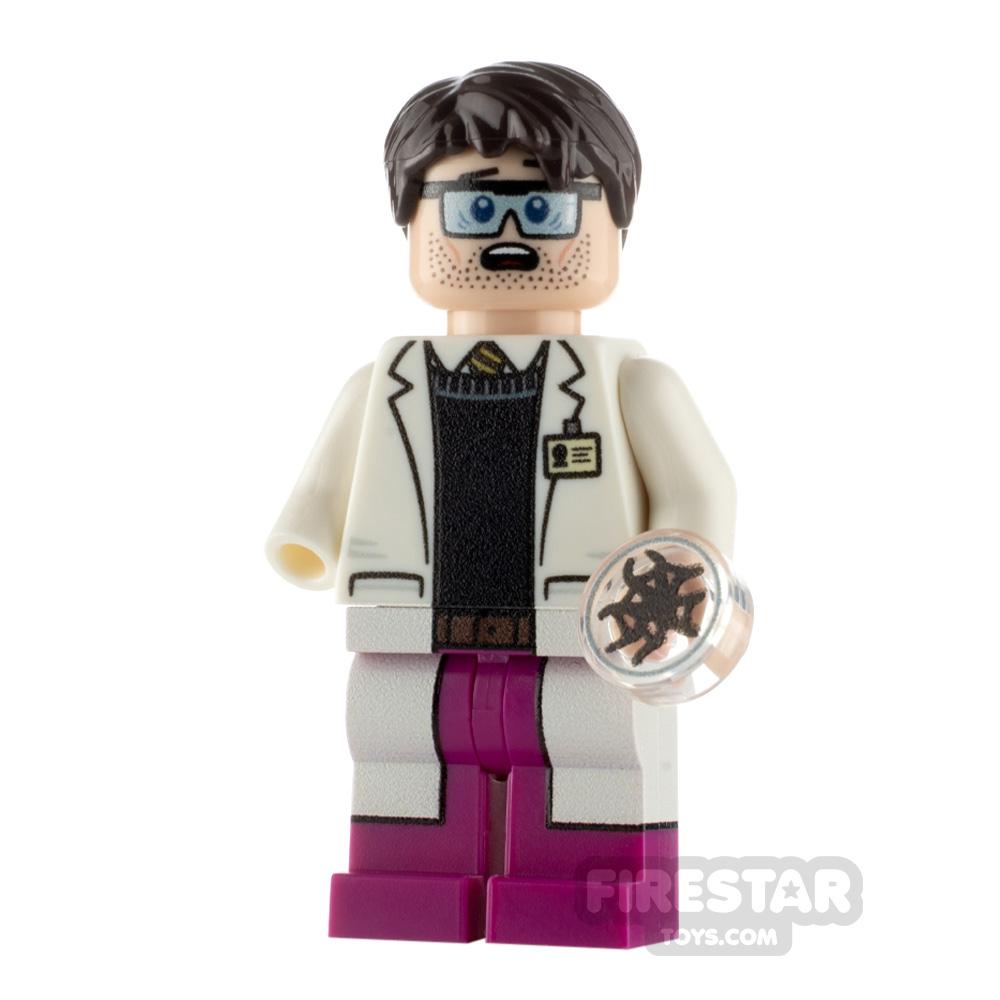 Custom Design Minifigure Dr Curt Connors