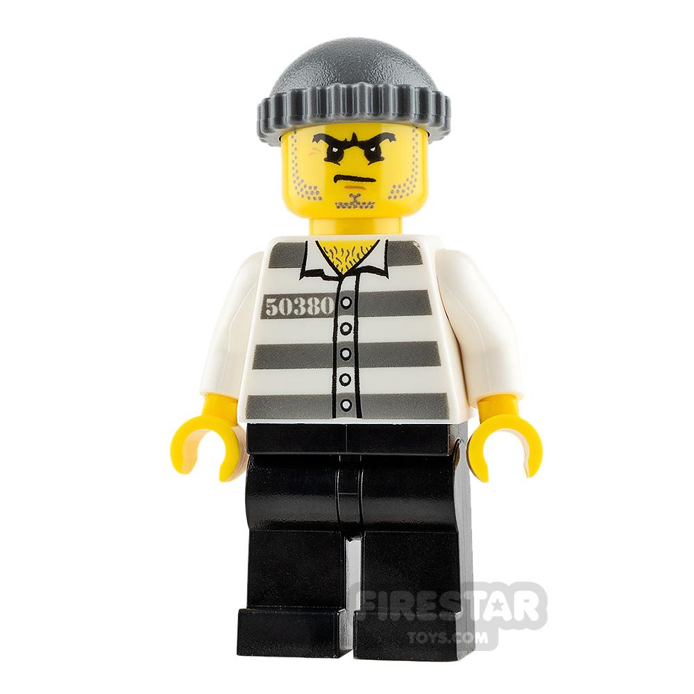 LEGO City Minfigure Jail Prisoner