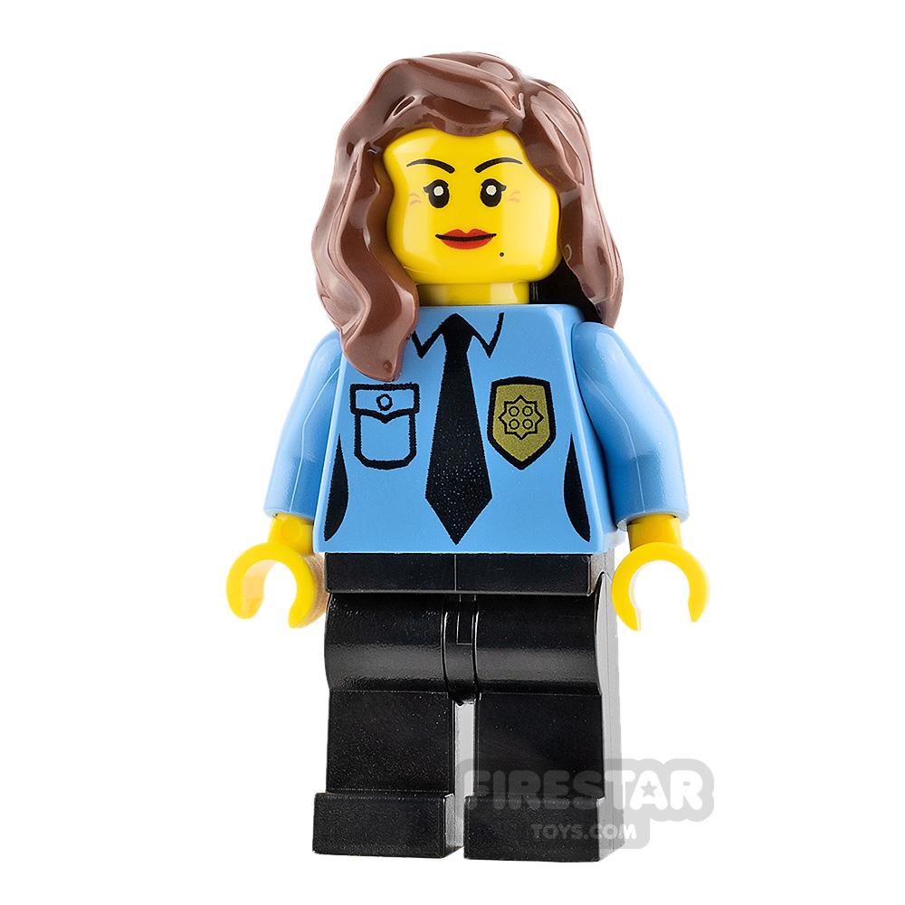 LEGO City Minfigure Female Police Officer