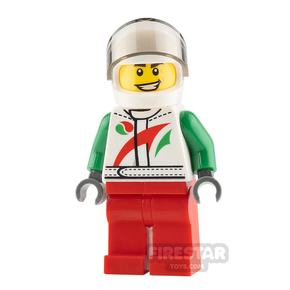 LEGO City Minfigure Octan Jacket