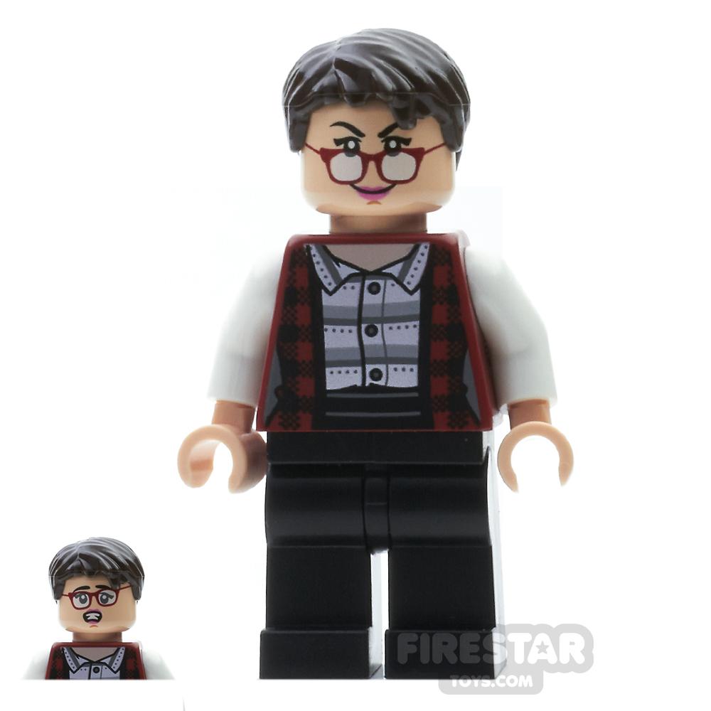 LEGO Ghostbusters Mini Figure - Janine Melnitz