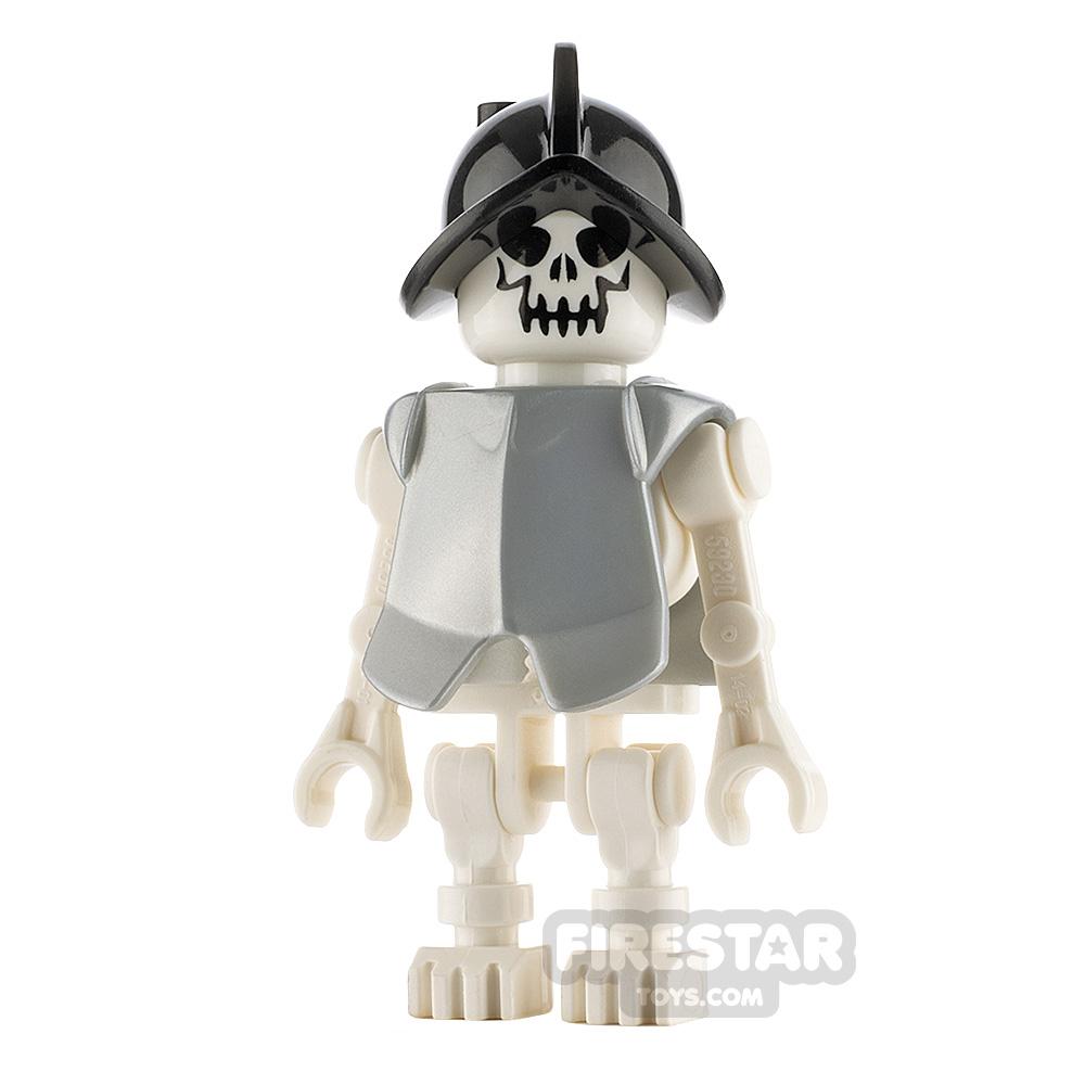 LEGO Minifigure Evil Skeleton With Armour