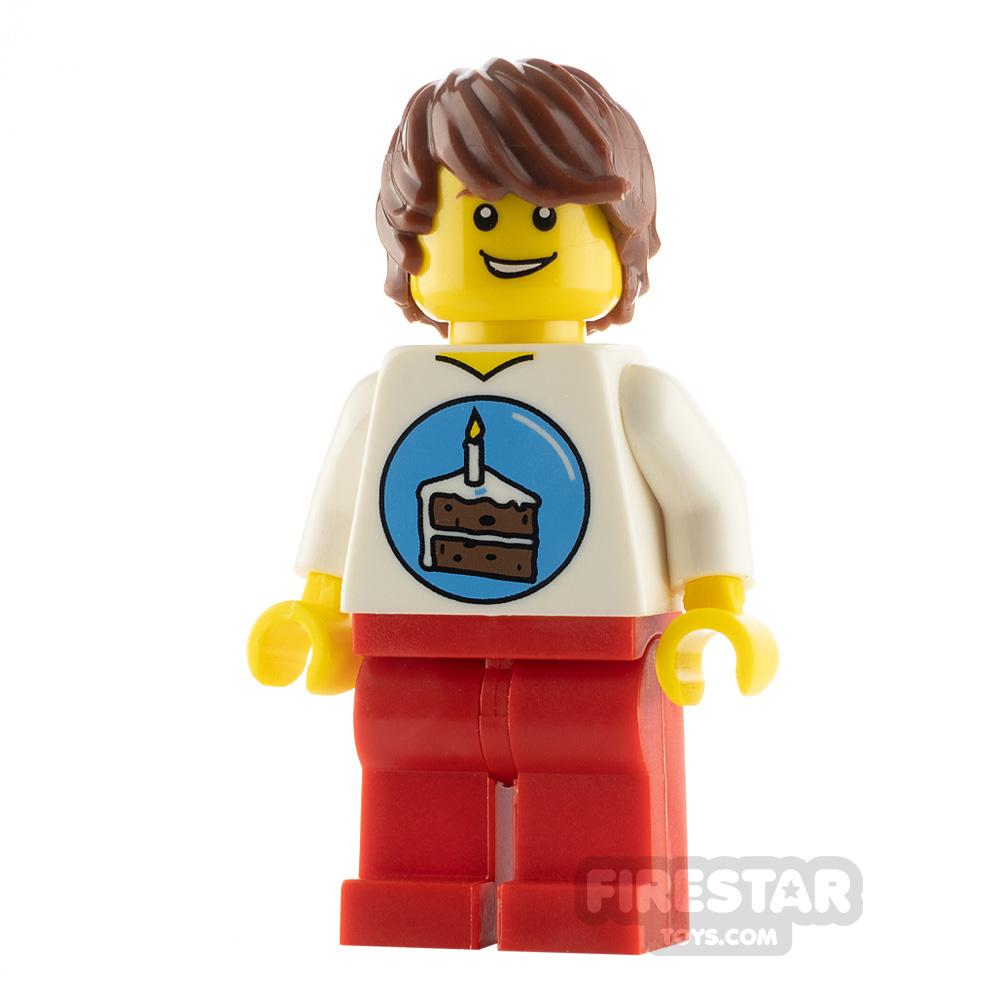 LEGO City Minifigure Birthday Party Boy
