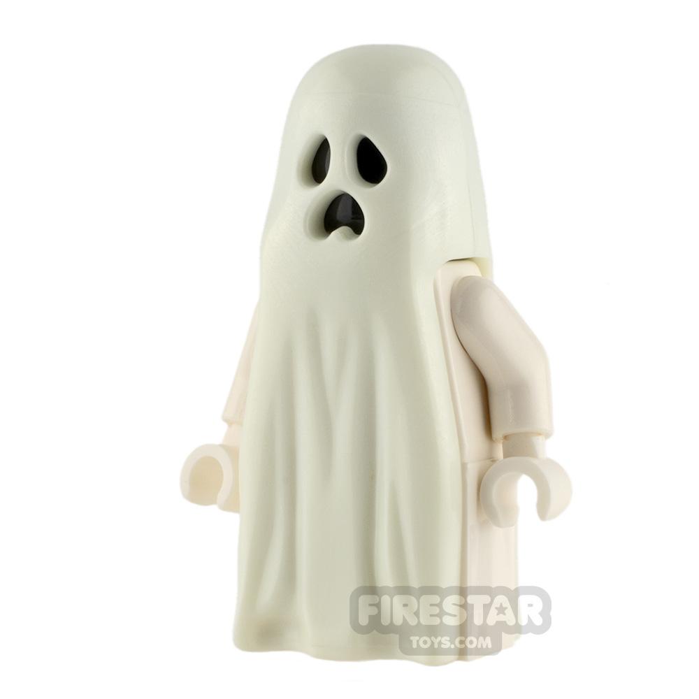 LEGO Halloween Glow In The Dark Minifigure Ghost