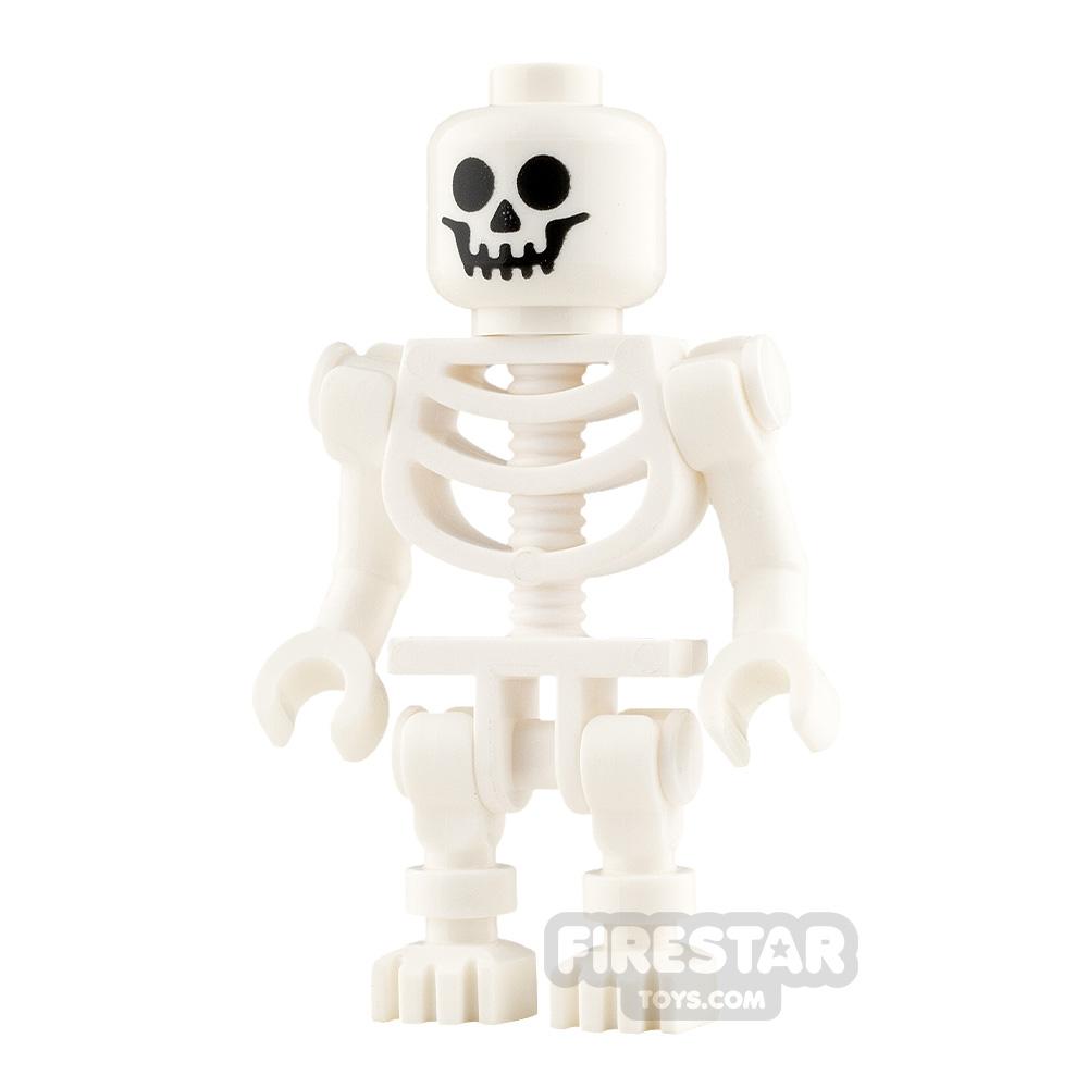 LEGO City Minifigure Skeleton Bent Arms
