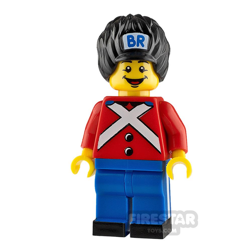 LEGO City Minifigure BR LEGO Minifigure