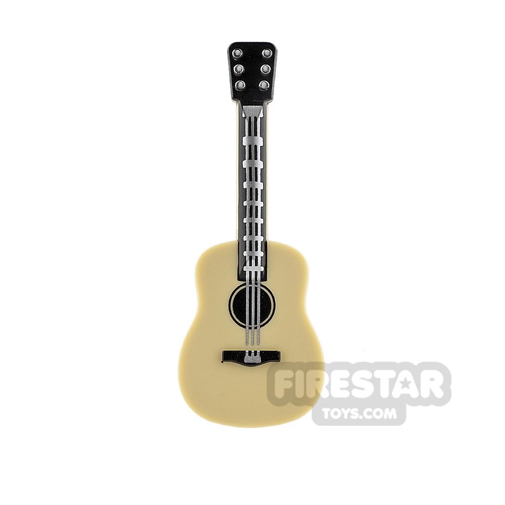 LEGO Acoustic Guitar