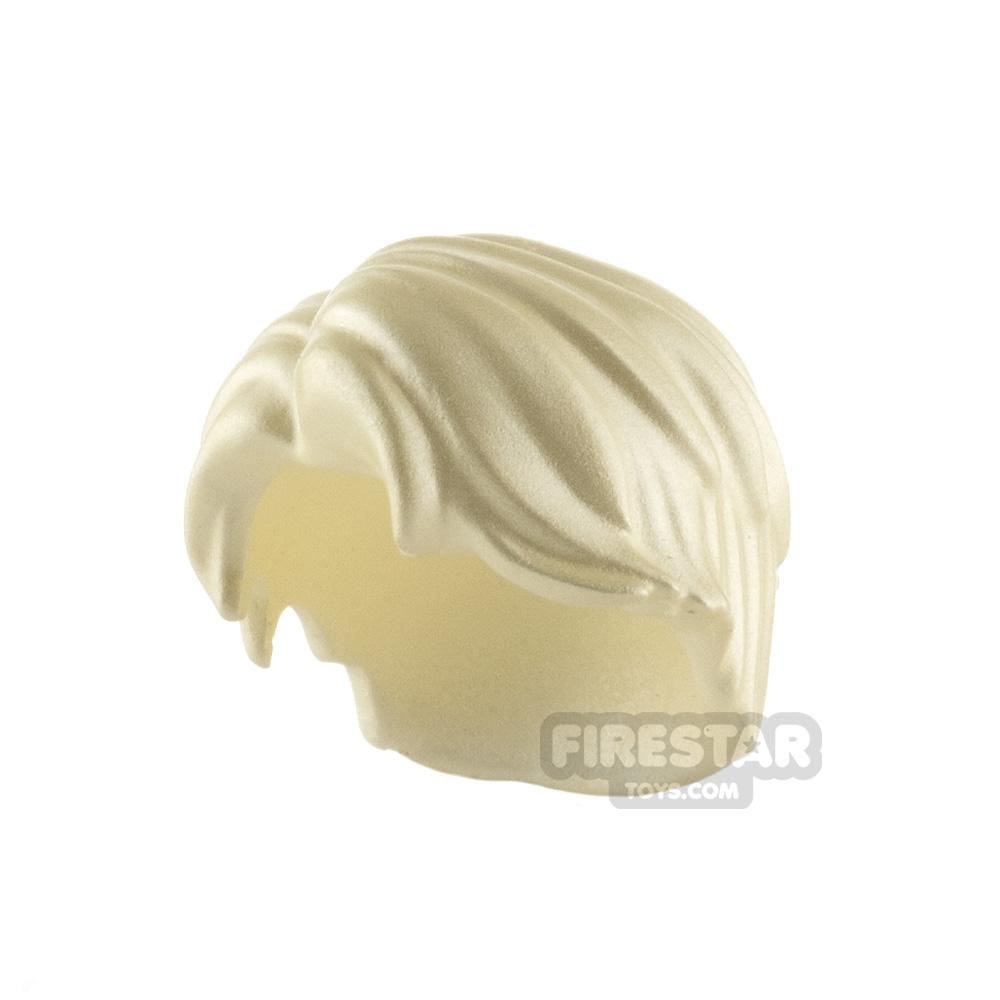 Minifigure Hair Side Fringe