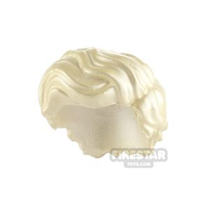 Minifigure Hair Thick and Wavy