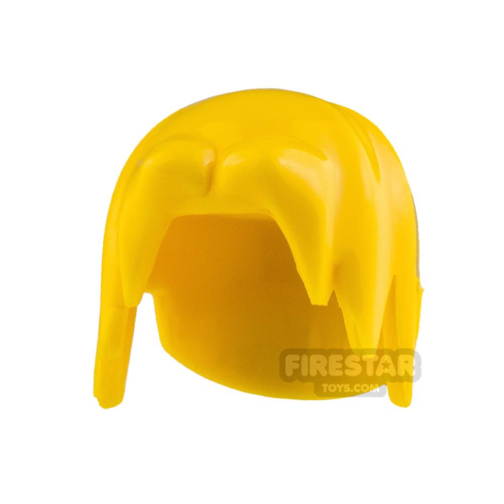BrickTW - Zhao Yun Hair - Yellow
