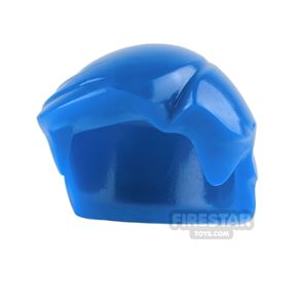 Arealight Mini Figure Hair - Hero Hair - Blue