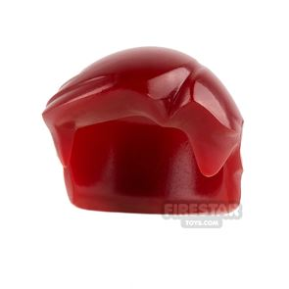 Arealight Mini Figure Hair - Hero Hair - Dark Red