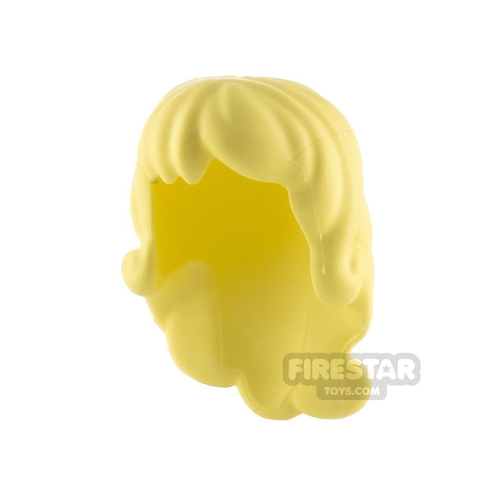 LEGO Hair Long Wavy with Fringe
