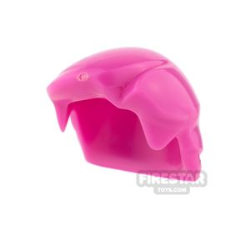 Arealight Mini Figure Hair - Hero Hair - Pink
