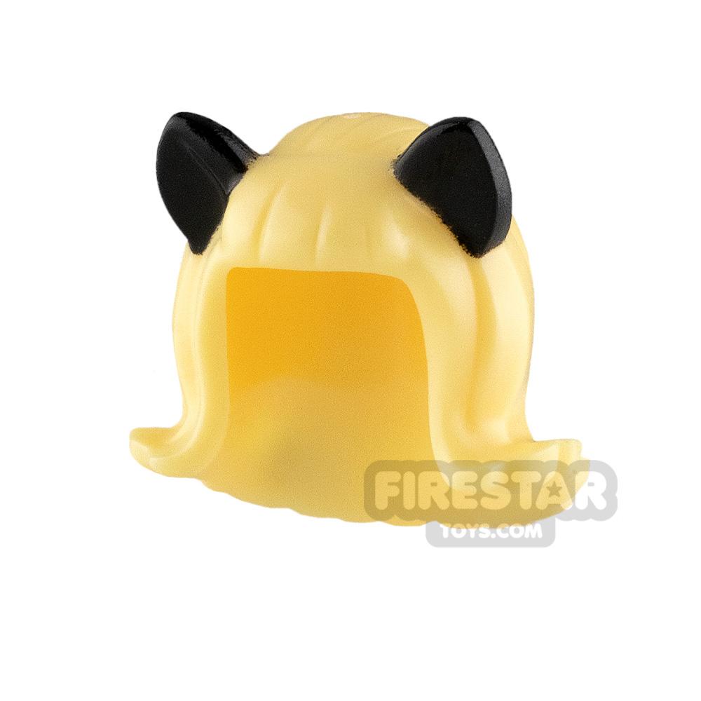 LEGO Hair Long With Cat Ears