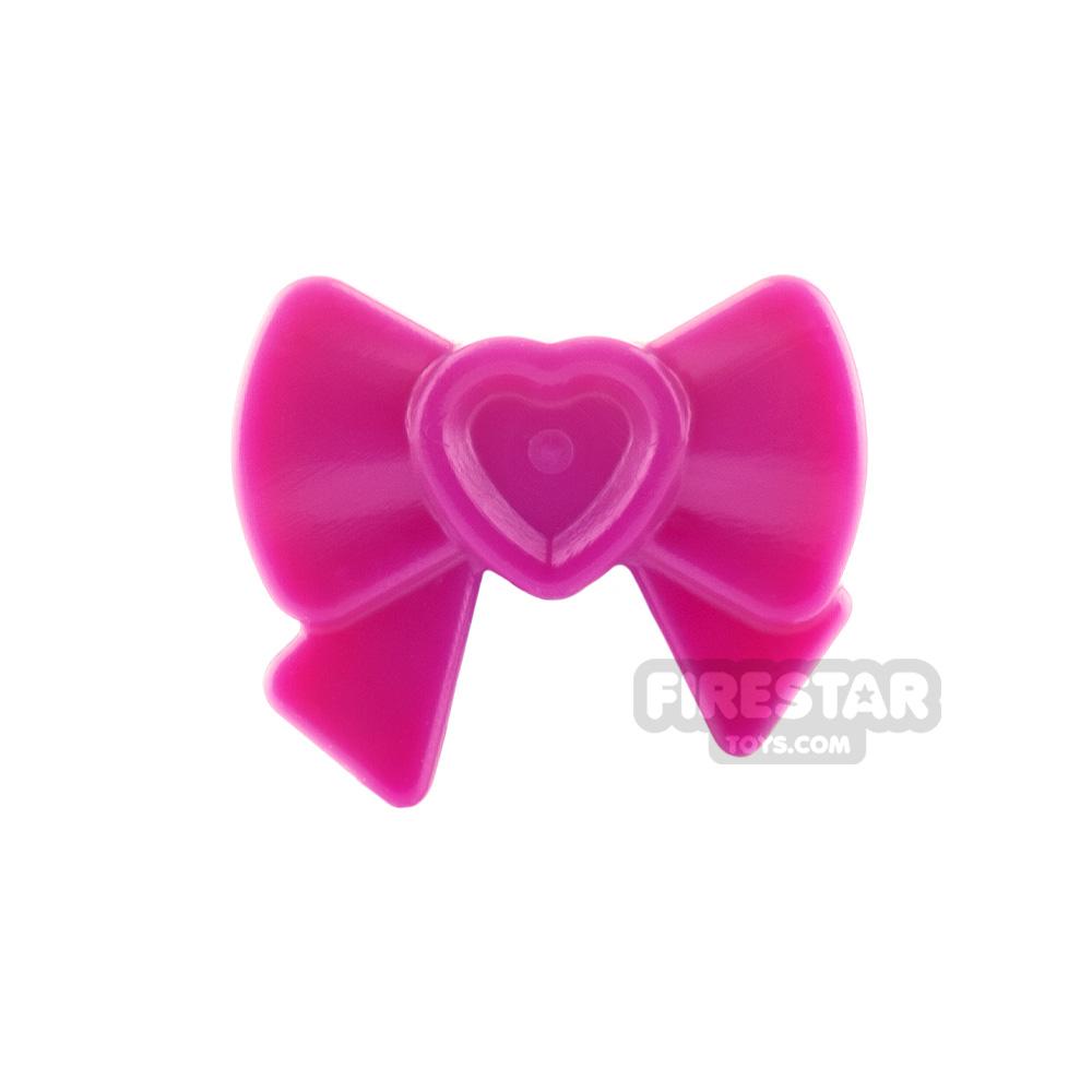 LEGO Hair Accessory Heart Ribbon