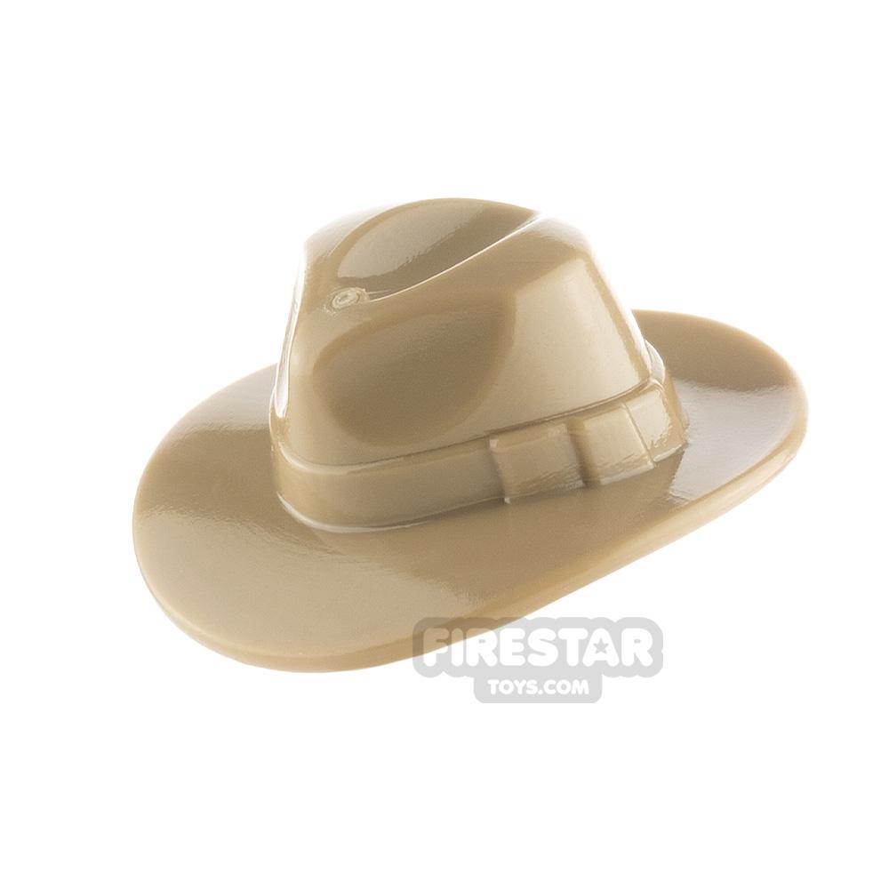 LEGO Cowboy Fedora Hat