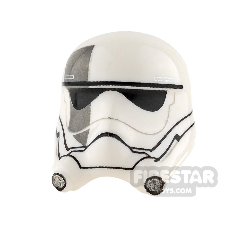 LEGO First Order Walker Driver Helmet