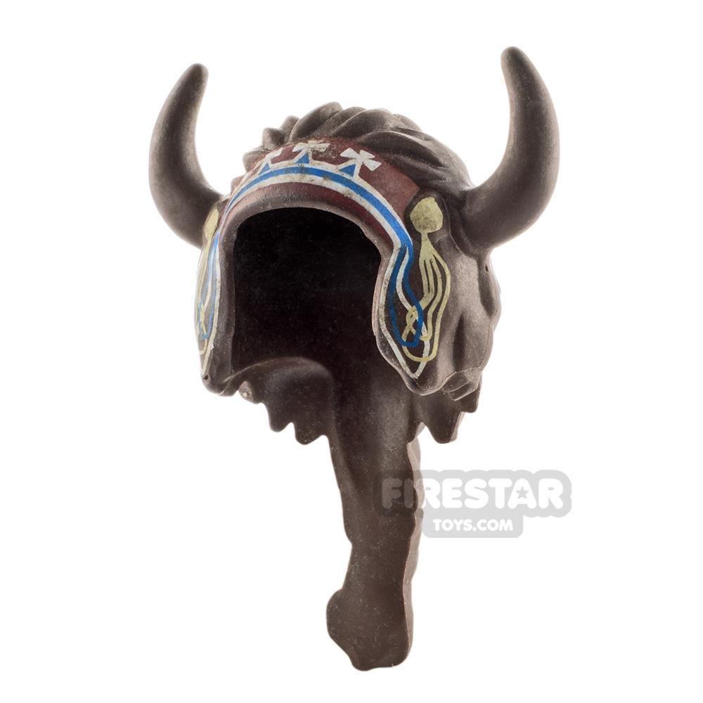 LEGO Tribal Headdress with Horns