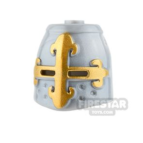 BrickForge Great Helm with Cross