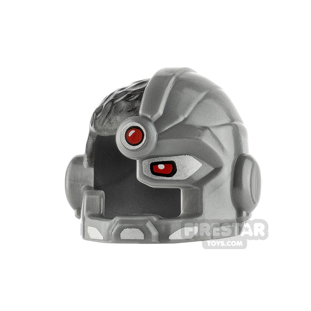 LEGO Cyborg Helmet