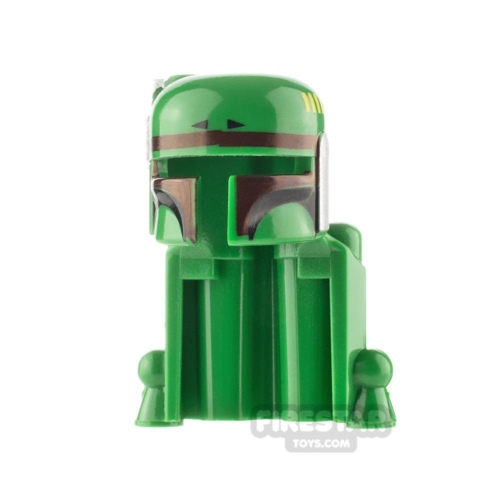 LEGO Boba Fett Helmet with Rocket Pack