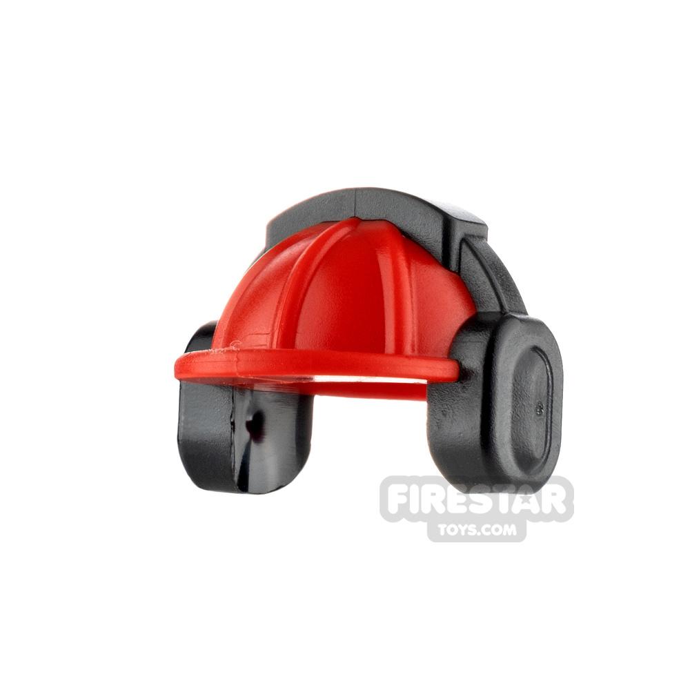 LEGO Hard Hat Helmet with Ear Defenders
