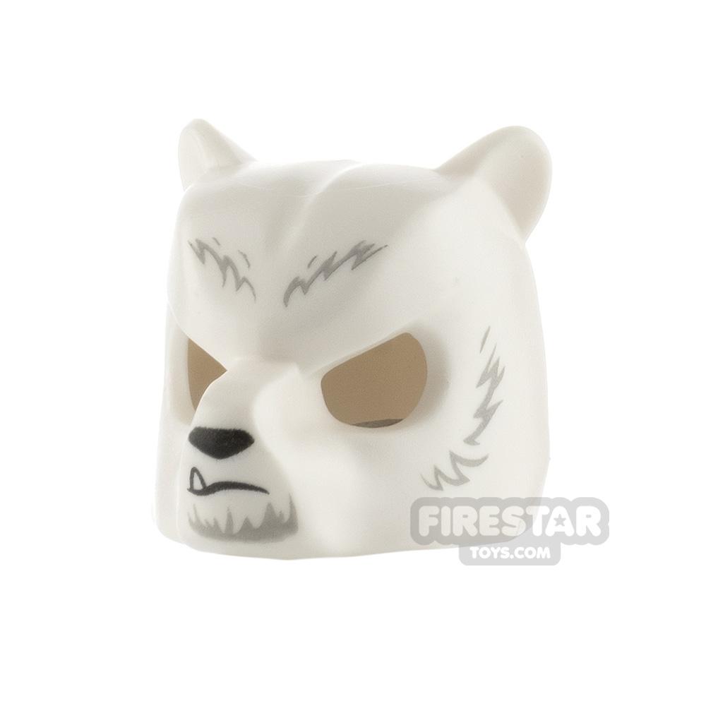 LEGO - Bear Headcover - White