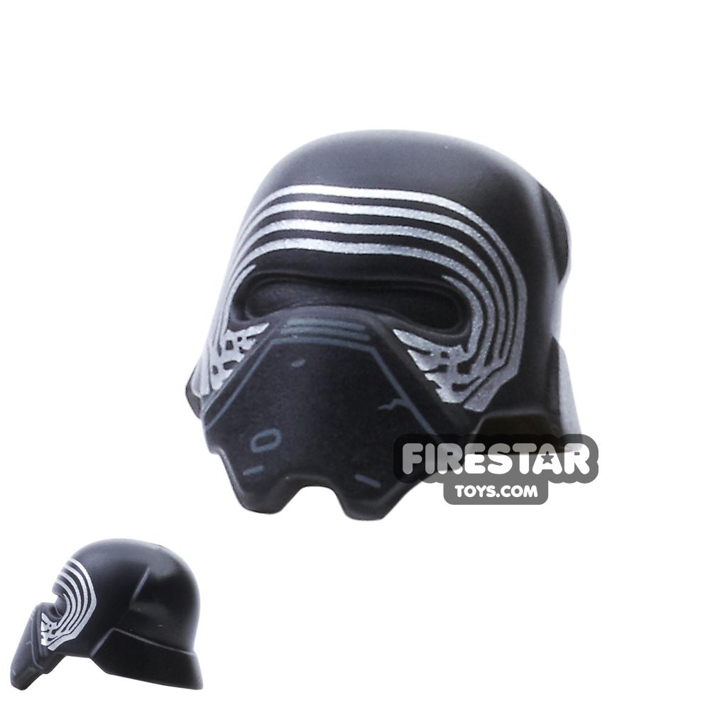 LEGO Kylo Ren Helmet